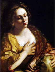 renaissance artemisa gentileschi From royal collection trust, artemisia gentileschi, self-portrait as the allegory of painting (1630), oil on canvas, 38 × 29 in.